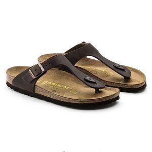 Birkenstock GIZEH Brown Thong Sandal